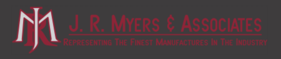 JR Myers logo