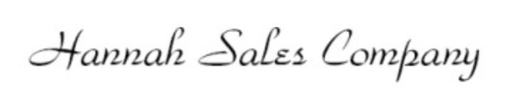 Hannah Sales Company Logo